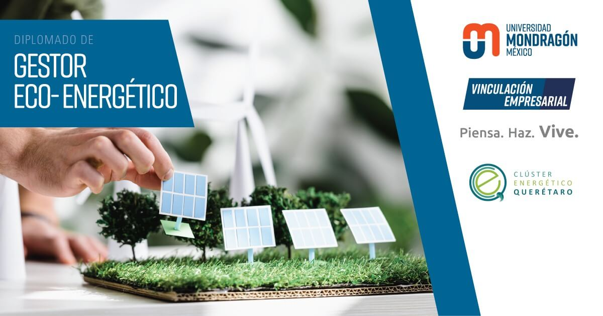 Diplomado de Gestor Eco-Energético